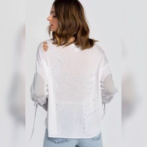 Embroidered Dreamer Sweater 94wO7vS